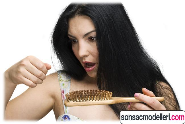 kadınlarda saç dökülmesi ve çözümü