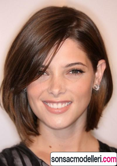 Harika kısa saç kesimi model örneği