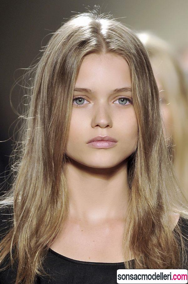 Kül Sarısı Saç Rengi Ve Bal Saç Renkleri