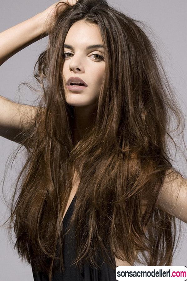 uzun saç bakımı