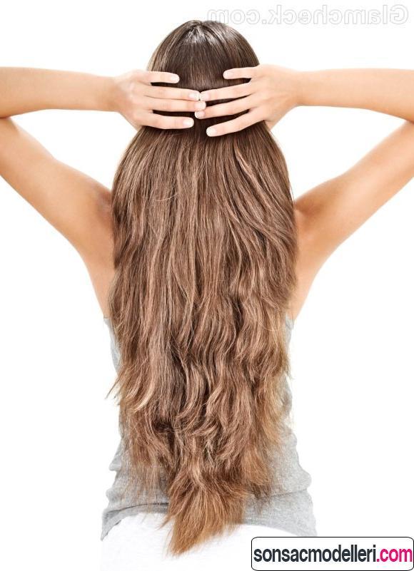 uzun saç ve uzun saç bakımı