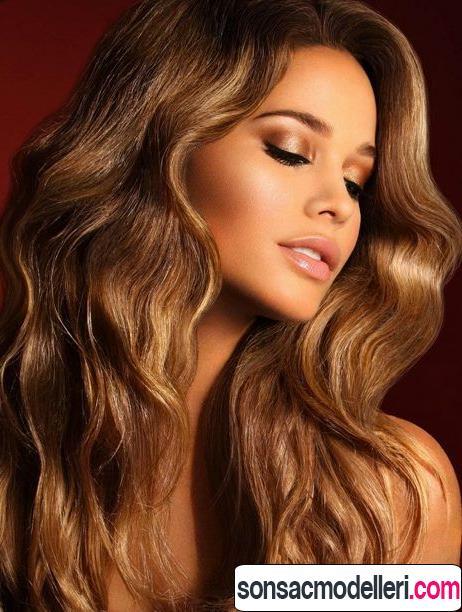 bronz saç renkleri
