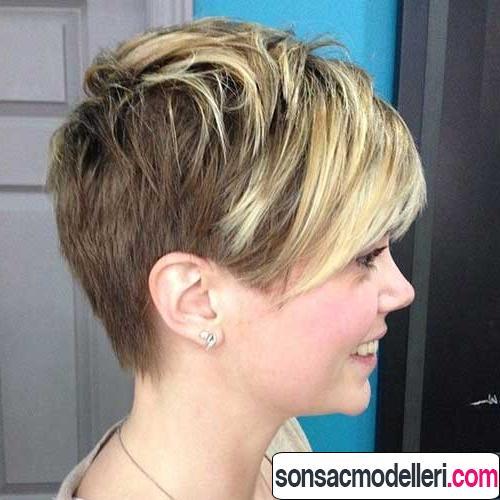 pixie saç kesimleri