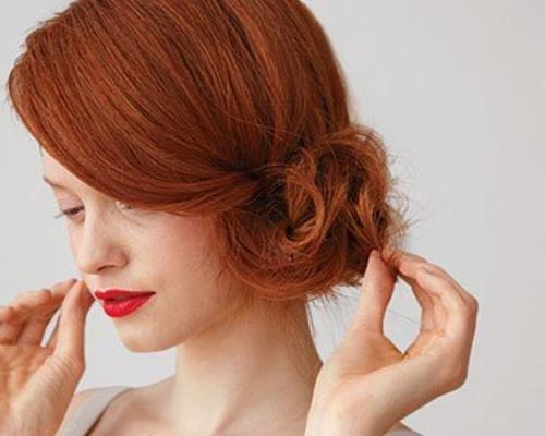 Kızıl Renk Saç Tonları Ve Kızıl Saç Renkleri