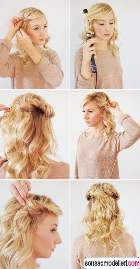 dalgalı ve uzun saç modelleri