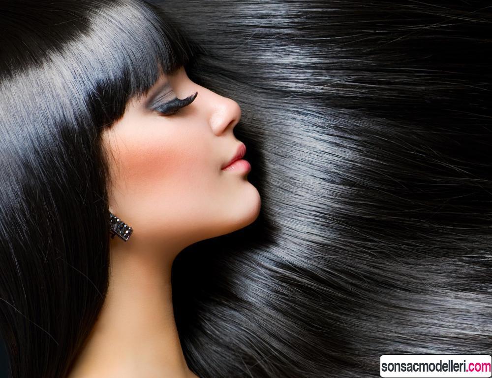 parlak saç cilası