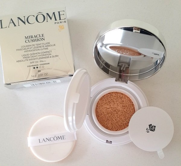 Lancome Miracle Cushion