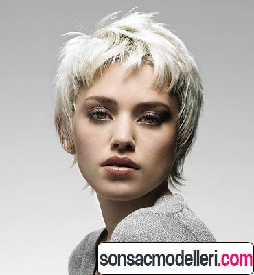 modern kısa saç kesimleri