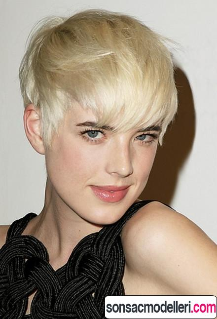 modern kısa saç önerisi