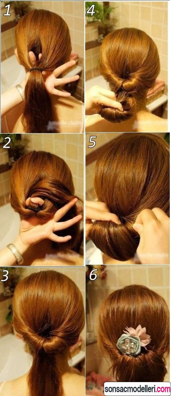 orta boy saç modelleri