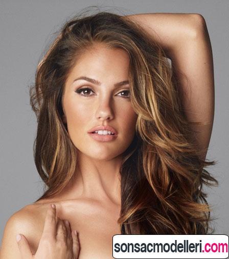 Işıltılı Saç Renkleri Ve Işıltılı Saç Modelleri