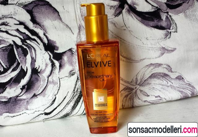 L'oreal Elseve Extraordinary oil kullananlar