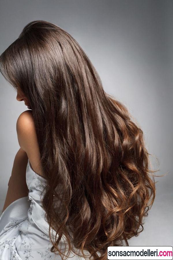Как сделать длинные густые волосы
