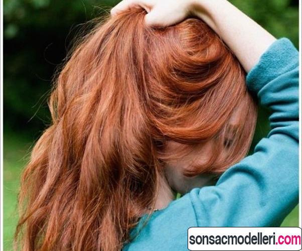 bal kabağı saç rengi modelleri