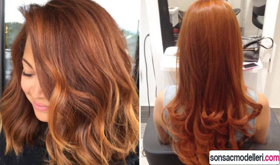 bal kabağı saç rengi modası