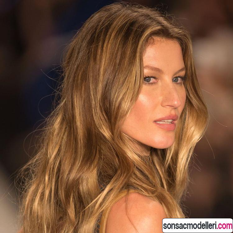 bronde saç modelleri