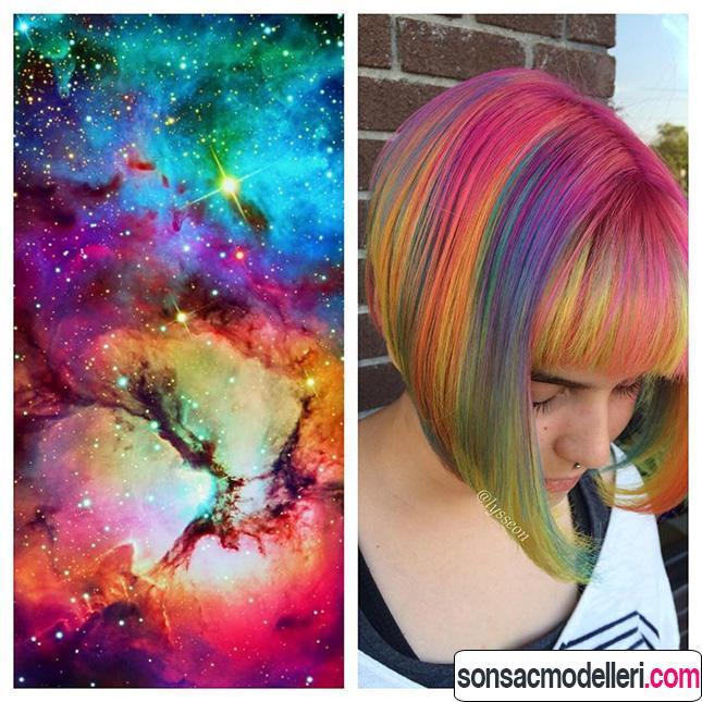 galaksi saç modelleri