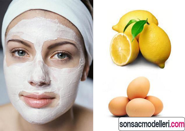 yumurta maskesi cilt bakımı