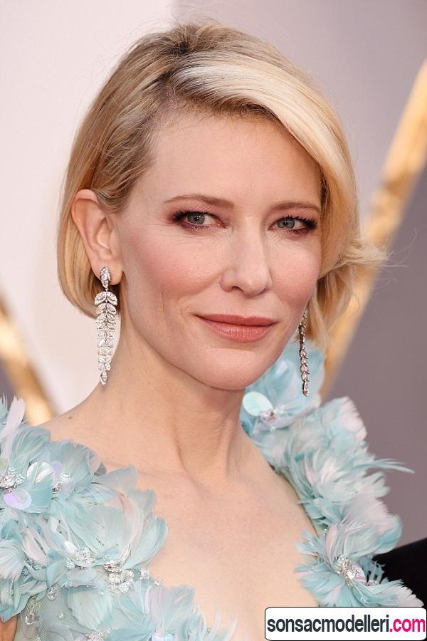 Cate Blanchett makyaj
