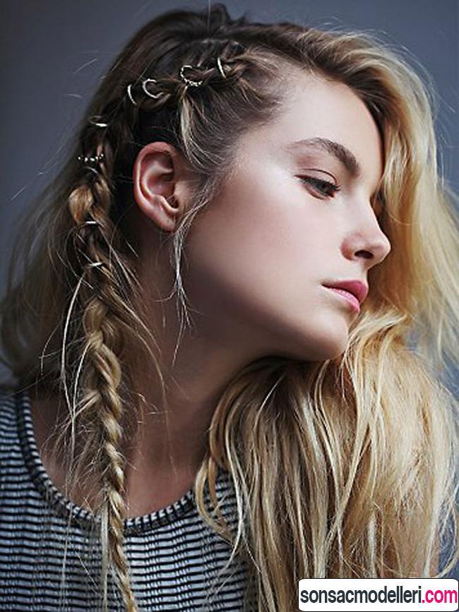 popüler festival saçı modeli