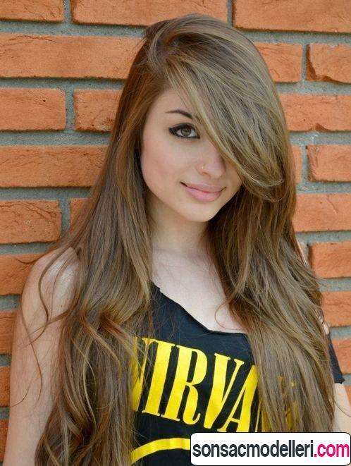 kumral saç rengi numarası