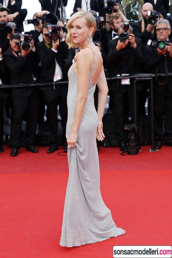 Naomi Watts Cannes Kıyafeti