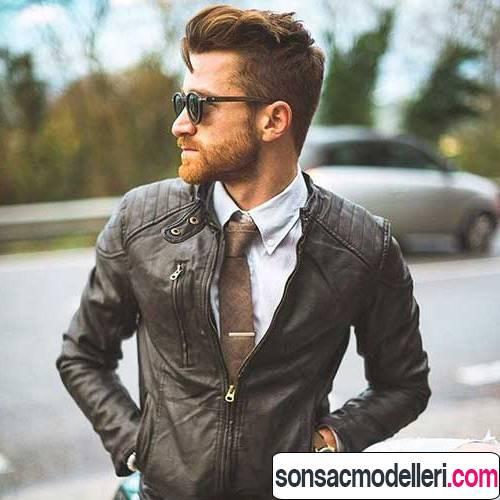 erkek saç modası
