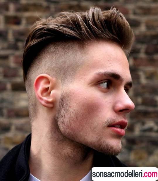 erkek saç stili
