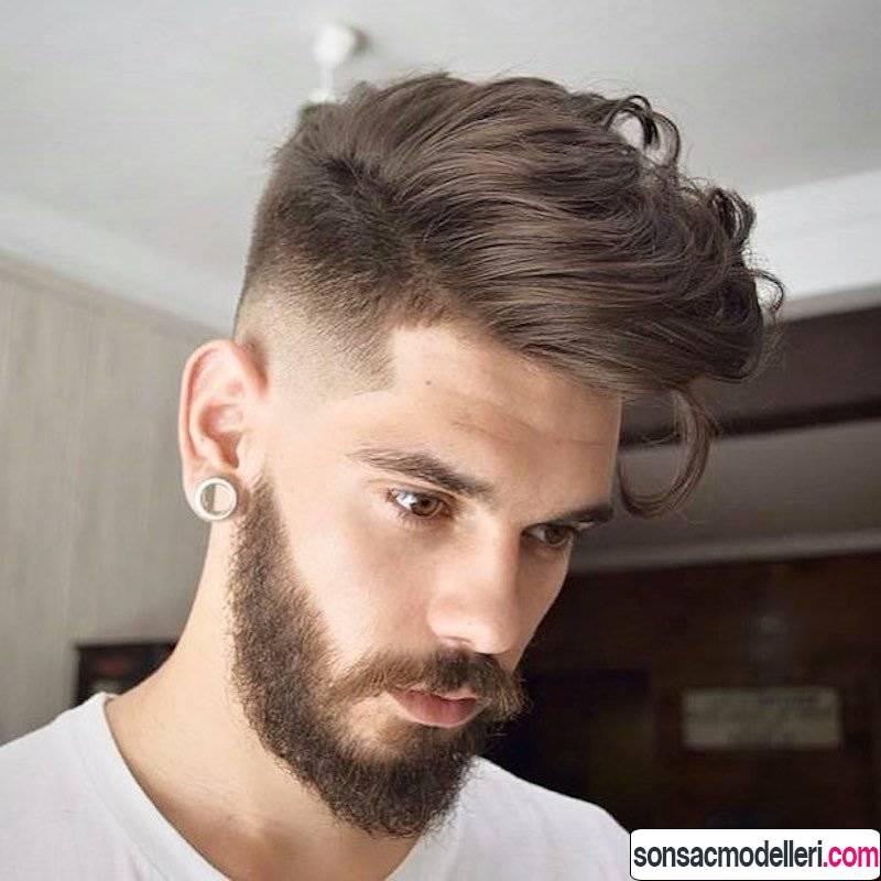 2016 erkek saç modeli