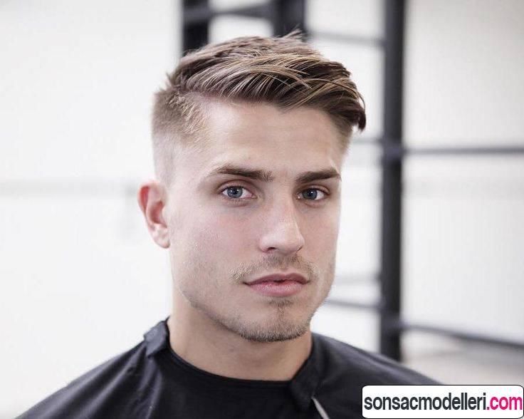 karizmatik erkek saçı