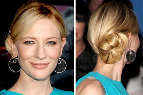 Cate Blanchett saçı