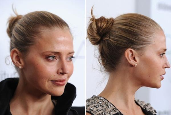 Estella Warren saç modelleri