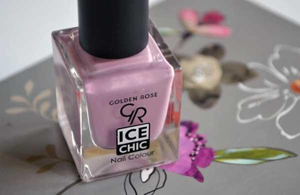Golden Rose Ice Chic 30 Numaralı Oje