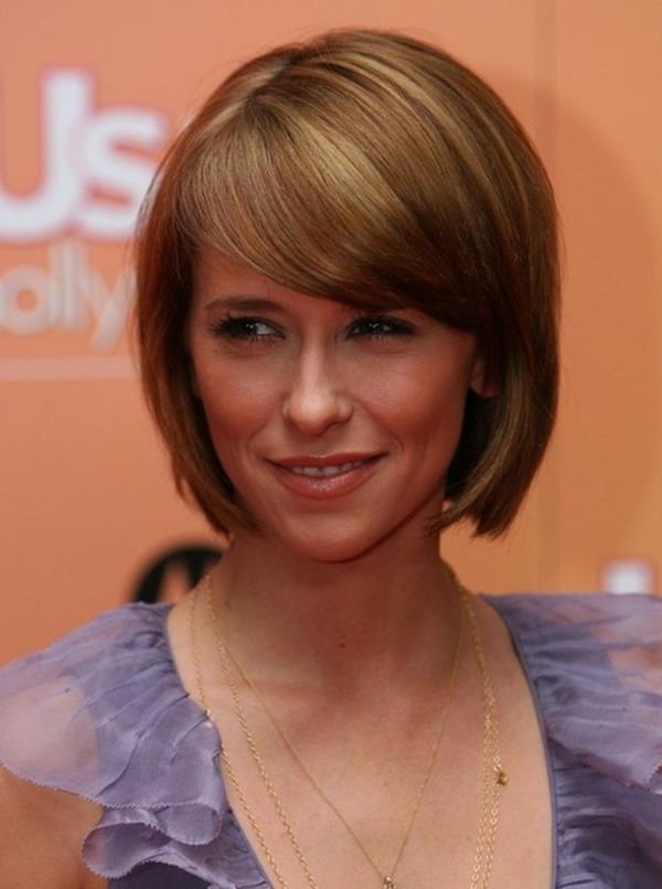 Jennifer Love kısa saç modeli