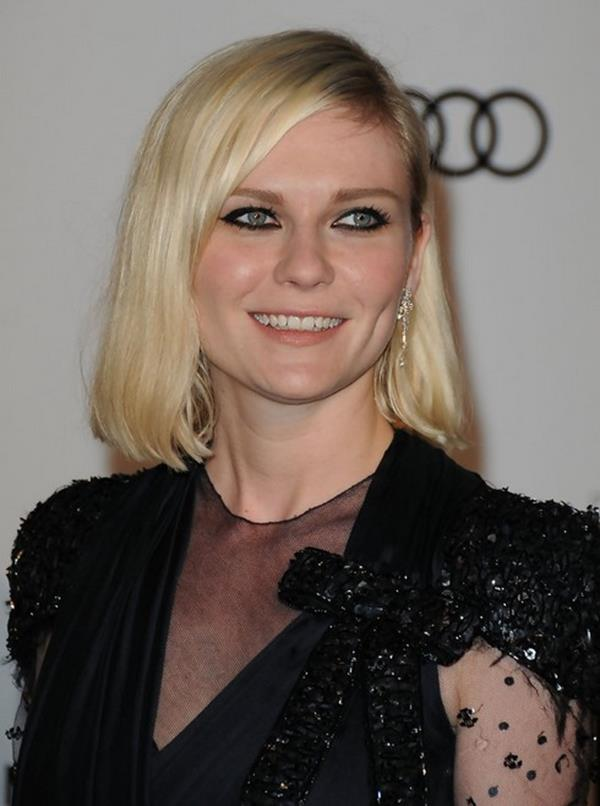 Kirsten Dunst Keira Knightley kısa saç modeli