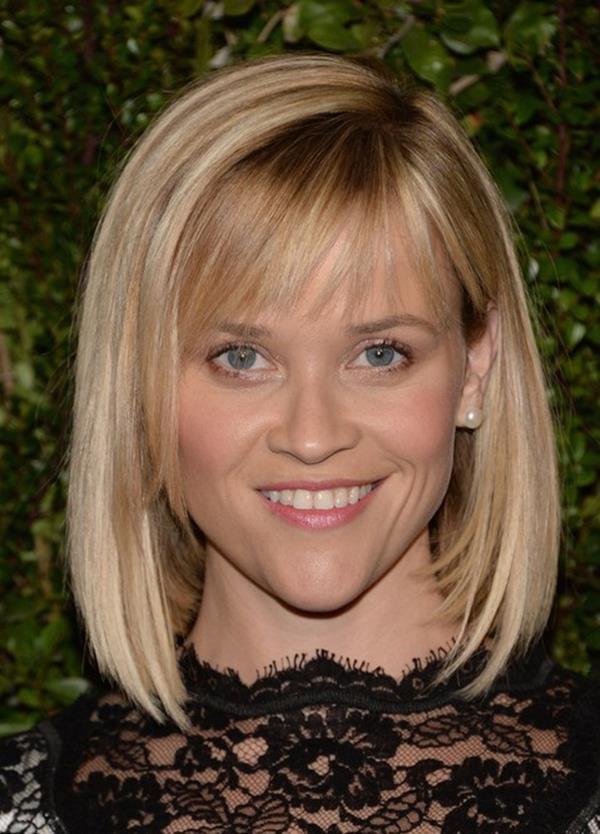 Reese Witherspoon kısa saç