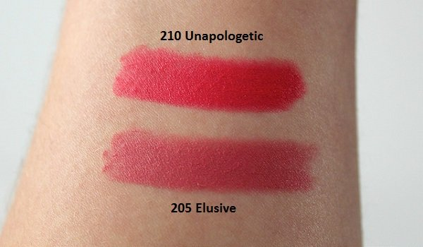 Revlon Colorburst Matte Balm Elusive ve Unapologetic