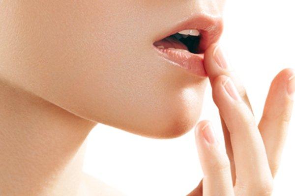 dudaklarınızı nemlendirin