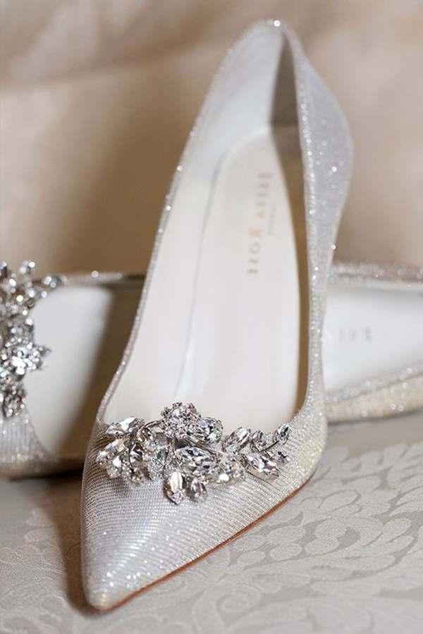 gelin ayakkabısı modeli
