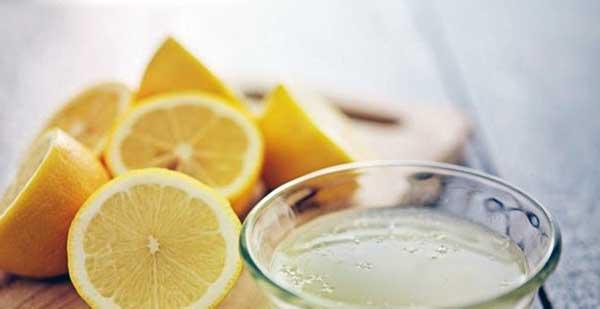 limon ve mal maskesi