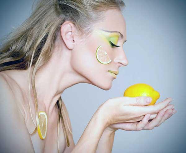 limonun cilde faydası var mı