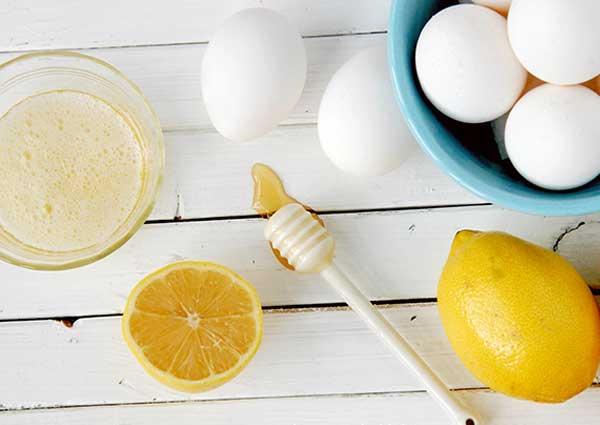 yumurta sarısı ve bal ile maske tarifi