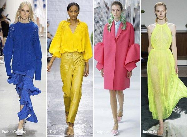2017 sezonu trend ve moda renkler
