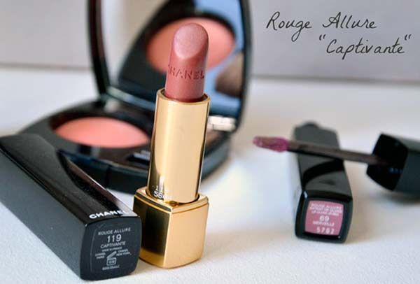 Chanel Rouge Allure 119 Captivante