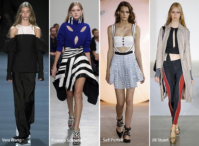 New York Moda Haftası Trendler