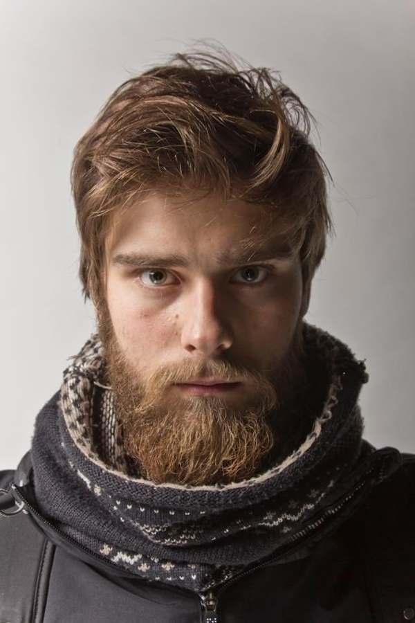 kızıl erkek sakal modelleri
