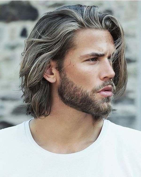 sakallı erkek