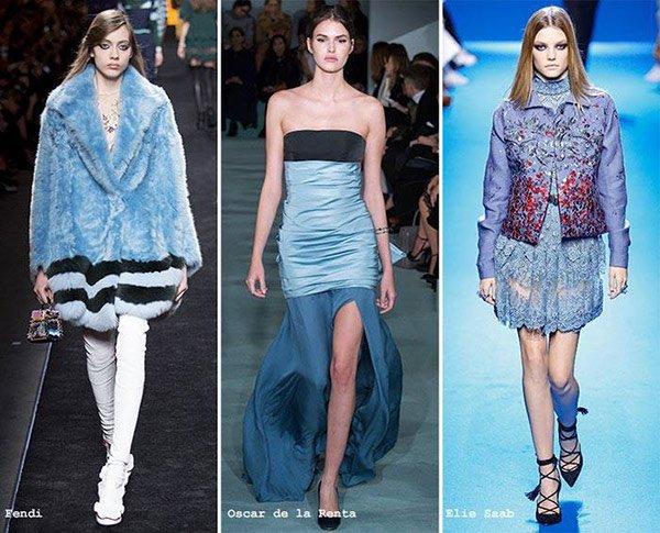 2017 moda rengi havadar mavi