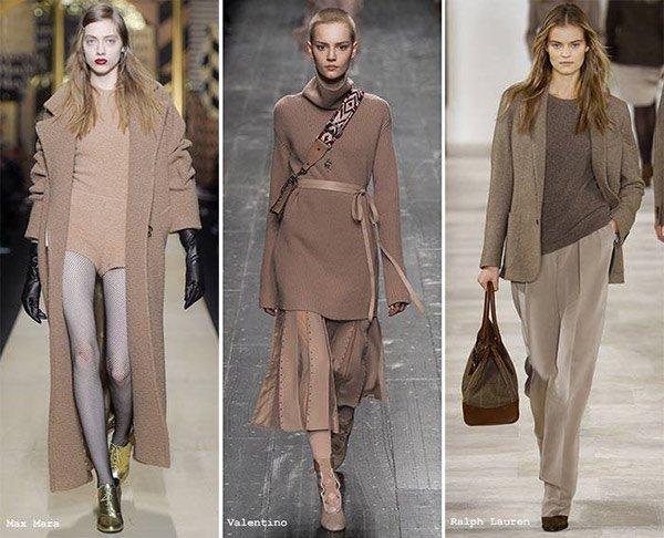 boz kahverengi modası
