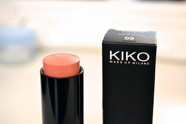 kiko 03 Coral Rose stick allık